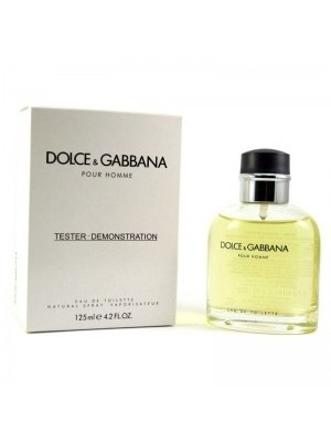 Dolce and Gabbana Pour Homme tester