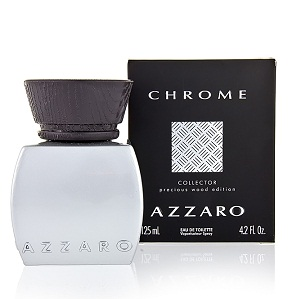 AZZARO CHROME COLLECTOR PRECIOUS WOOD EDITION