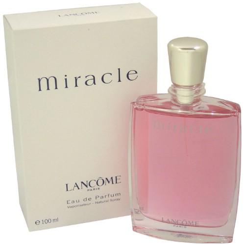 lancome miracle тестер-оригинал