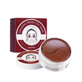 Патчи shangpree ginseng berry eye mask