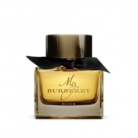 Burberry black tester