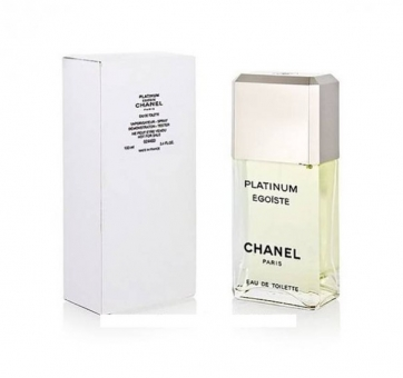Chanel Egoiste Platinum tester