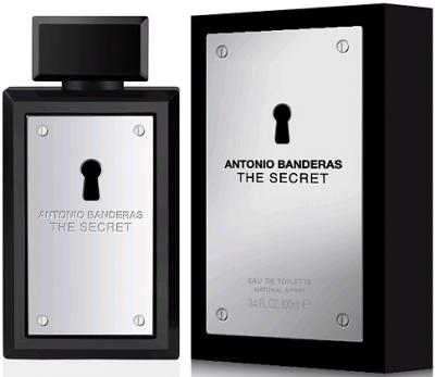 Antonio Banderas The Secret for Men