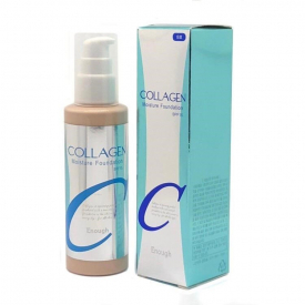 Тональный крем collagen moisture foundation