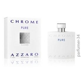 Azzaro chrome pure tester