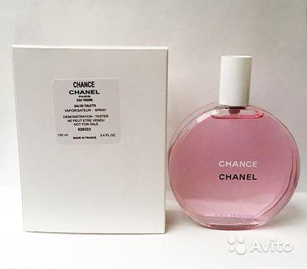 Chanel Chance Eau Tendre tester