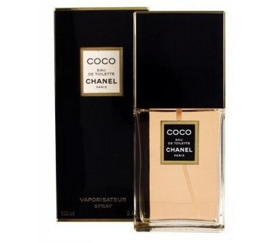 Chanel Coco Black Eau De Toilette