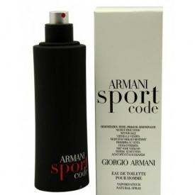 Giorgio Armani Code Sport for Men