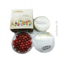 Румяна шариками Loreal