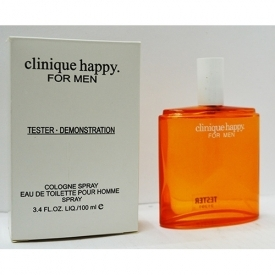 Clinique Happy For Men tester