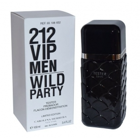 Carolina Herrera 212 VIP Men Wild Party tester