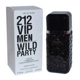 Carolina Herrera 212 VIP Men Wild Party tester