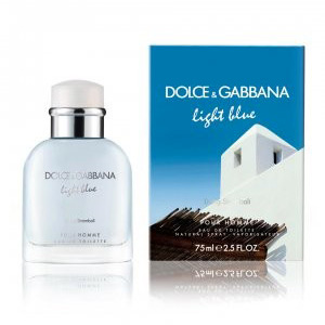 Dolce and Gabbana Light Blue Living Strombodi Men