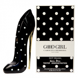 Carolina herrera good girl dot drama тестер