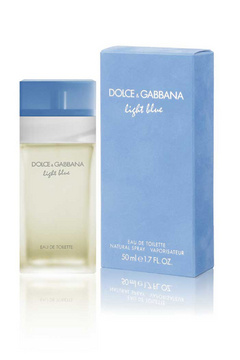 Dolce and Gabbana Light Blue Women