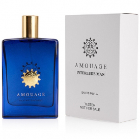 Amouage interlude for men тестер