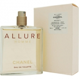 Chanel allure homme tester
