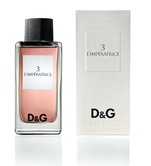 Dolce and Gabbana Anthology 3 L'Imperatrice