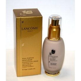 Lancome dual-purpose moisturiser foundation cream