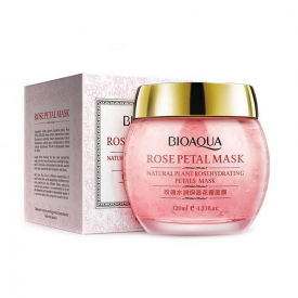 Bioaqua rose petal mask