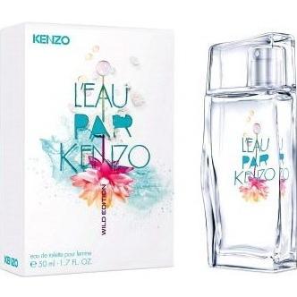 Kenzo L'Eau Par Kenzo Pour Femme Wild Edition