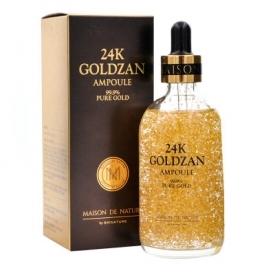 Сыворотка 24k goldzan ampoule