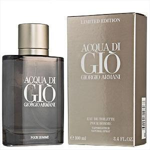 Giorgio Armani Aqua Di Gio Men Limited Edition