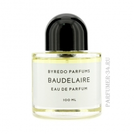 Byredo baudelaire for man