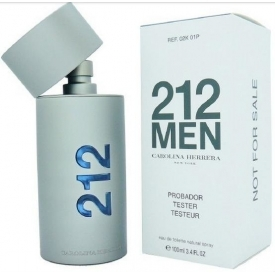 CAROLINA HERRERA 212 Men tester