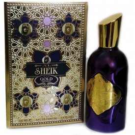 Al sheik rich gold edition 30