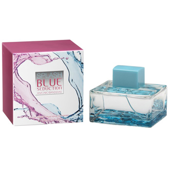 Antonio Banderas Splash Blue Seduction for Women