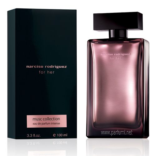 Narciso Rodriguez for Her Musk collection