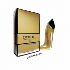 Carolina herrera good girl gold