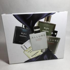 Подарочный набор Chanel для мужчин 5*20ml.