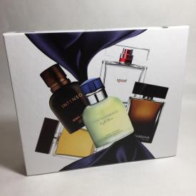 Подарочный набор Dolce&Gabbana для мужчин 5*20ml