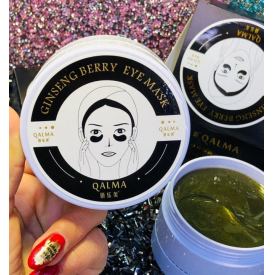 Патчи Qalma Ginseng Berry Eye Mask
