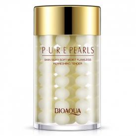 Крем увлажняющий bioaqua pure pearls