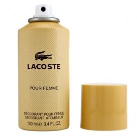 Дезодорант lacoste pour femme