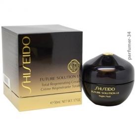 Shiseido Future Solution LX Крем для комплексного обновления кожи