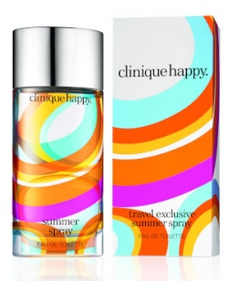 Clinique Happy Trevel Exclusive Summer Spray