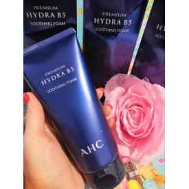 AHC premium hydra b5 soothing foam