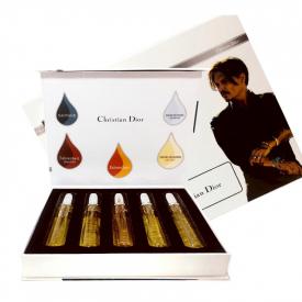 Мужской подарочный набор Christian Dior 5x20ml