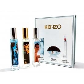 Подарочный набор Kenzo 3 по 20 мл