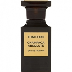 Tom ford champaca absolute tester