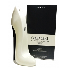 Carolina herrera good girl white tester