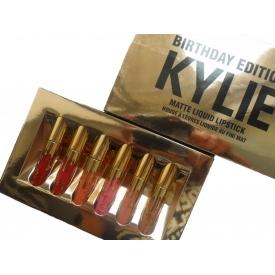 Набор жидких помад Kylie