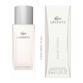 Lacoste pour femme legere eau de parfum
