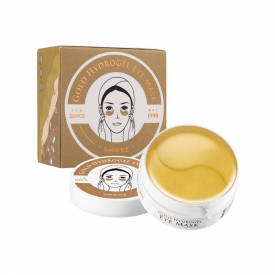 Патчи gold hydrogel eye mask shangpree