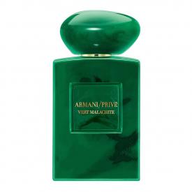 Armani prive malachite vert