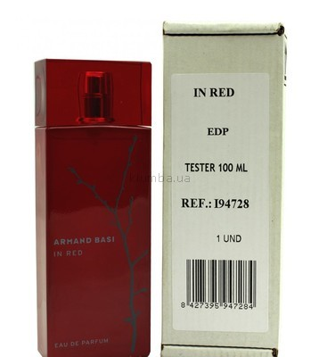 Armand Basi In Red Eau De Parfum tester